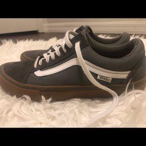 Vans Old Skool Pro ultra Cush Men's 11 skate shoe